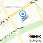 МАГМА на карте Санкт-Петербурга