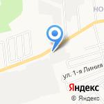 Автодор СПб на карте Санкт-Петербурга