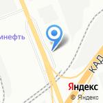 Арес Сталь Групп на карте Санкт-Петербурга