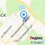 Храм во имя Святой Живоначальной Троицы на карте Санкт-Петербурга