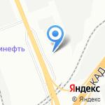 Черметсервис на карте Санкт-Петербурга