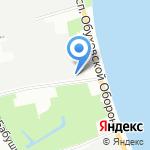 Элекс-Энерго на карте Санкт-Петербурга