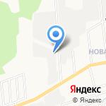 Дездело на карте Санкт-Петербурга