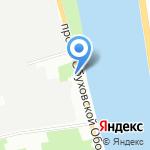 Промышленные сушильные шкафы на карте Санкт-Петербурга