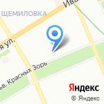Центр малой полиграфии на карте Санкт-Петербурга