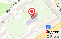 Схема проезда до компании Техноресурс в Санкт-Петербурге