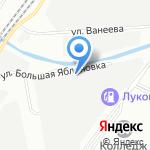 Главный пункт приема лома на карте Санкт-Петербурга