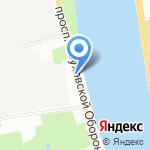 ПетербургГаз на карте Санкт-Петербурга