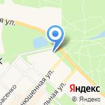 Комбинат социального питания Пушкинского района на карте Санкт-Петербурга