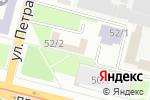 Схема проезда до компании Федерація парашутного спорту України в