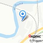 Стройдекор-М на карте Санкт-Петербурга
