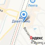 Великолукский мясокомбинат на карте Санкт-Петербурга