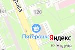 Схема проезда до компании Хочу пива в Санкт-Петербурге