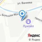 Обогрев кровли на карте Санкт-Петербурга