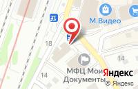 Схема проезда до компании Мои документы в Новом Девяткино