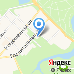 Алайте-СПб на карте Санкт-Петербурга