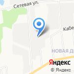 Профгидравлик на карте Санкт-Петербурга