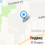 Эволюшн-С на карте Санкт-Петербурга