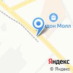КОЛЕСО на карте Санкт-Петербурга