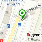 Местоположение компании Магазин автозапчастей для ВАЗ на Привокзальной площади