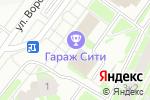 Схема проезда до компании Жилкомсервис №1 Невского района в Санкт-Петербурге