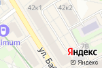 Схема проезда до компании Столовая на ул. Бабушкина в Санкт-Петербурге