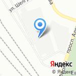 Аква профи на карте Санкт-Петербурга