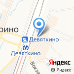 Пекарня-бистро на карте Санкт-Петербурга