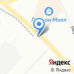 Газпромнефть на карте Санкт-Петербурга