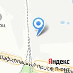 Авторемонт-СПб на карте Санкт-Петербурга