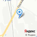 Транс-Тайм на карте Санкт-Петербурга