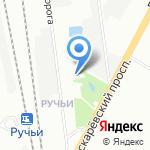 Современные Бетонные Технологии на карте Санкт-Петербурга
