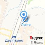 Тепличный выбор на карте Санкт-Петербурга