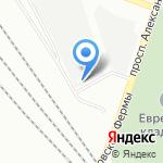 Худжанд-СПб на карте Санкт-Петербурга