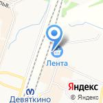Магазин товаров для рыболовов на карте Санкт-Петербурга