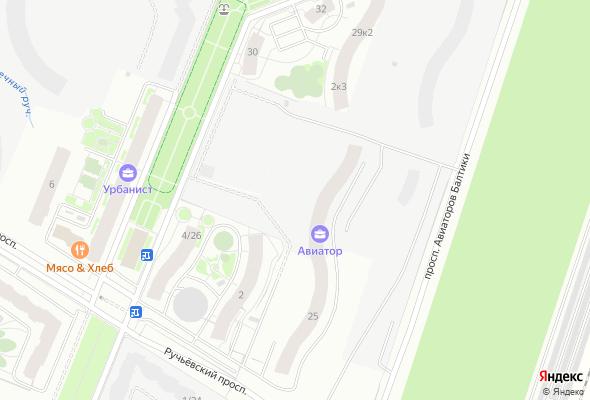жилой комплекс Авиатор (Aviator)