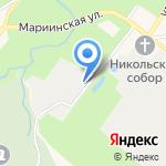 Гаражно-строительный кооператив №4 на карте Санкт-Петербурга