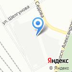 Кухландия на карте Санкт-Петербурга