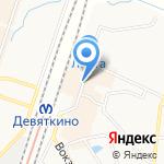 Универсал-Строй на карте Санкт-Петербурга