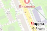 Схема проезда до компании Line-Optica в Санкт-Петербурге