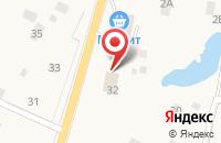 Схема проезда до компании Магнит в Нижних Осельках