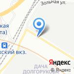Родина на карте Санкт-Петербурга