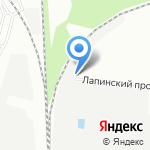 Orb на карте Санкт-Петербурга