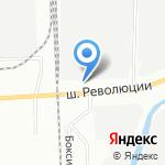 Эффект-Сервис на карте Санкт-Петербурга