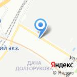 Исправительная колония №7 на карте Санкт-Петербурга