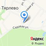 Магазин-салон садовых растений на карте Санкт-Петербурга