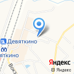 Ясельки на карте Санкт-Петербурга