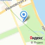 Биокор на карте Санкт-Петербурга