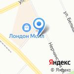 Акея на карте Санкт-Петербурга