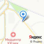 Магазин стройматериалов на карте Санкт-Петербурга